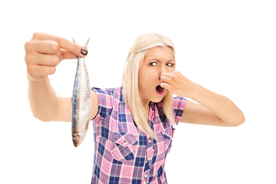 запах рыбы от выделений после секса