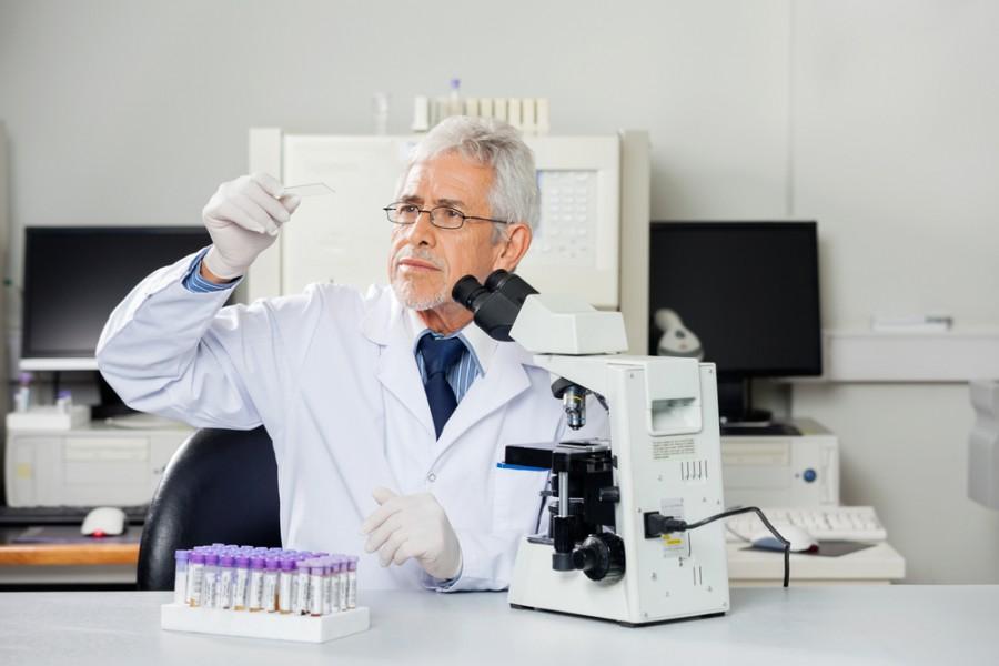микроскопия секрета простаты