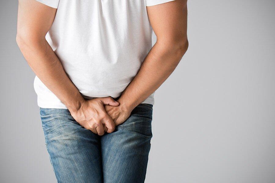 симптомы покалывания в половом члене