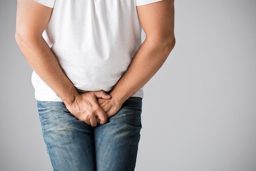 зуд в половых органах у мужчин