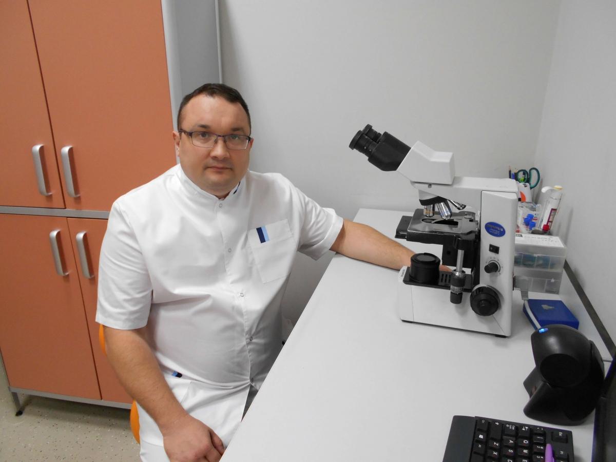 опытный уролог Ленкин Сергей Геннадьевич